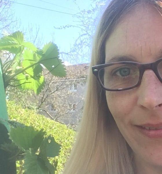Medical cannabis patient, Gillian Flood