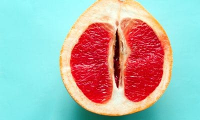 grapefruit vulva
