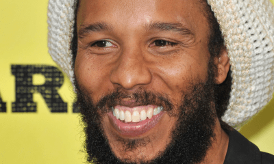 Ziggy Marley: A close up of the musician