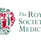 Event: The Royal Society of Medicine logo in green and red on a white background