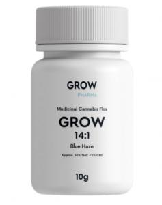 Grow Pharma new cannabis products