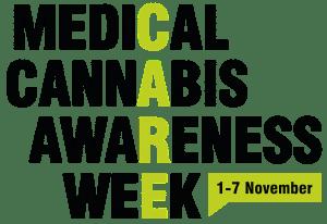 Medical Cannabis Awareness Week logo