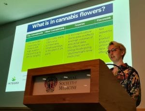 pain and cannabis medicines